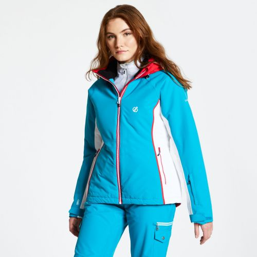 Women's Thrive Ski Jacket - Fresh Water Blue
